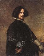 Diego Velazquez Self-Portrait oil painting reproduction