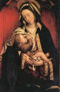 FERRARI, Defendente Madonna and Child oil painting artist