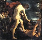 Apollo and Marsyas, GUERCINO