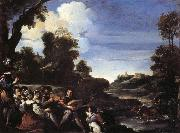 Concert Champetre, GUERCINO