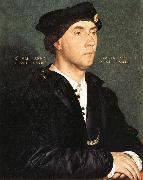 Portrait of Sir Richard Southwell, Hans holbein the younger