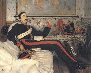 Colonel Burnaby, James Tissot