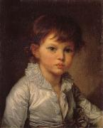Jean-Baptiste Greuze Count P.A Stroganov as a Child