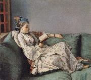 Morie-Adelaide of France Dressed in Turkish Costume, Jean-Etienne Liotard
