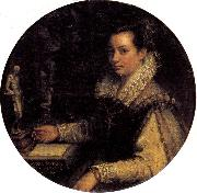 Lavinia Fontana Self-Portrait oil painting reproduction