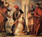 Paolo Veronese The Martyrdom of St.Justina oil painting reproduction