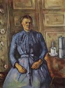 Woman with a  Coffee Pot