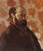 Autoportrait, Paul Cezanne