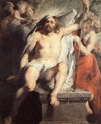 Christ Risen, Peter Paul Rubens