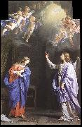 The Annunciation, Philippe de Champaigne