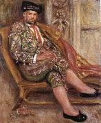 Ambrois Vollard Dressed as a Toreador, Pierre Renoir