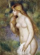 Bather Standing, Pierre Renoir