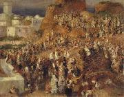 The Mosque(Arab Holiday), Pierre Renoir
