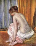 Back View of a Bather, Pierre Renoir