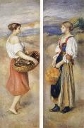 The Harsh and The Pearly, Pierre Renoir