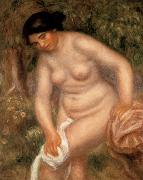 Bather Drying herself, Pierre Renoir