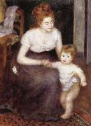 The First Step, Pierre Renoir