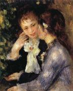 Confidences, Pierre Renoir
