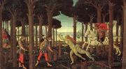 Sandro Botticelli The Story of Nastagio degli Onesti