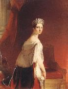 Thomas Sully Queen Victoria oil painting reproduction