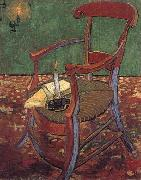 Gauguin's Chair, Vincent Van Gogh