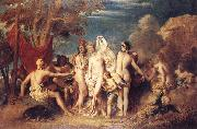 Thwe Judgement of Paris