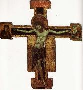 Cross,with Depiction of the Crucifixiom