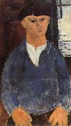 Moose Kisling, Amedeo Modigliani