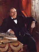 President Grover Cleveland, Anders Zorn