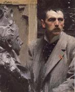 Anders Zorn Unknow work 59 oil painting reproduction