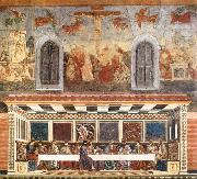 Last Supper and Stories of Christ's Passion, Andrea del Castagno