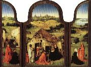 Triptych of the Epiphany