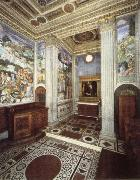 Interior of Medici Family