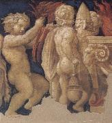 Frieze depicting the Christian Sacrifice, Correggio