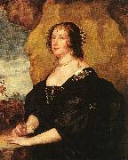Diana Cecil, Countess of Oxford, DYCK, Sir Anthony Van