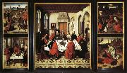 Last Supper Triptych, Dieric Bouts