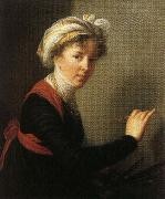 Elisabeth LouiseVigee Lebrun Self-Portrait oil painting reproduction