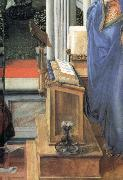 Fra Filippo Lippi Details of The Annuncication oil painting reproduction