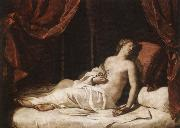 The Dying Cleopatra, GUERCINO