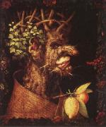 Giuseppe Arcimboldo Winter oil painting reproduction