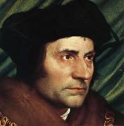Details of Sir thomas more, Hans holbein the younger