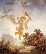 The Jester, Jean-Honore Fragonard