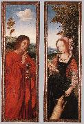 John the Baptist and St Agnes, MASSYS, Quentin