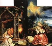 Isenheim Altar Allegory of the Nativity