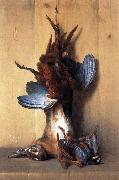 Still-life with Pheasant, OUDRY, Jean-Baptiste