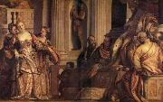 Paolo Veronese L'evanouissement d'Esther oil painting on canvas
