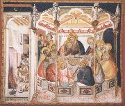 Pietro Lorenzetti Last Supper oil painting reproduction