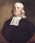 Robert Feke The Reverend Thomas Hiscox oil painting