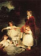 Sir Thomas Lawrence The Children of Ayscoghe Boucherett