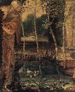 Details of Susanna and the Elders, Tintoretto